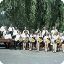 Літній концерт на повітрі